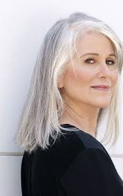 how to get gorgeous salt and pepper hair 60 gorgeous gray hair styles straight hairstyles gray hair and gray