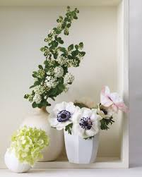 Flower Vase Decoration Home Clay Modern Flower Vases Decorating Your House Using Flower