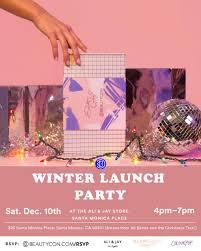 ali u0026jay x beautycon winter launch party la guestlist