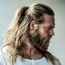 Types Of Ponytails For Men | the man ponytail ponytail styles for men