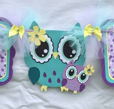 purple owl baby shower decorations best 25 owl banner ideas on owl baby shower