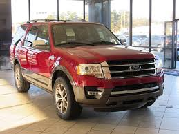 ford expedition red 2017 new ford expedition king ranch 4x4 at landers serving little