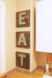 diy kitchen wall ideas diy kitchen décor eat boards
