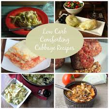 Low Carb Comfort Food 12 Low Carb Comforting Cabbage Recipes