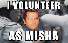 I Volunteer Meme - image 523099 mishapocalypse know your meme