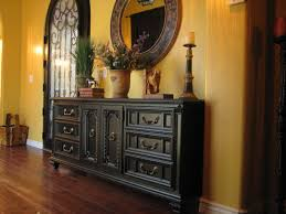 Black Furniture Paint by European Paint Finishes Black Ornate Dresser