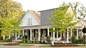 revival house farmhouse revival southern living house plans