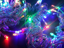 lights 100 led multi color musical xmas lights decor tree lights usb