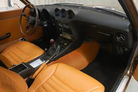 nissan fairlady 240z interior 1973 datsun 240z hyman ltd classic cars