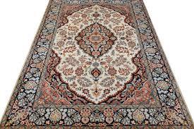 Kashan Persian Rugs by Buy Diamond Cream Kashan Rug Handmade Silk Rugs Rugs And Beyond