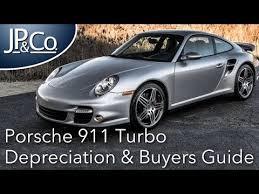 porsche 911 buying guide porsche 911 turbo buyers guide depreciation analysis