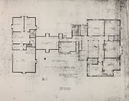 freer house and stable second floor plan detroit institute of