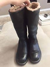 s ugg australia brown leather boots ugg boots ebay
