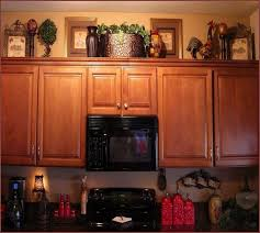 decorativeative above kitchen cabinets ideas home design ideas