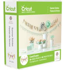 anna griffin summer soirees cricut cartridge