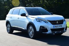 peugeot sedan 2017 peugeot 5008 review auto express