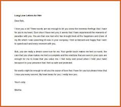 long distance love letters resume name