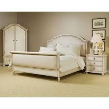 distressed ivory nightstand wayfair
