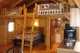 open floor plan cabins horseshoe cabins chickasaw country
