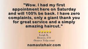 namaste an aveda concept salon reviews denver co 303 837