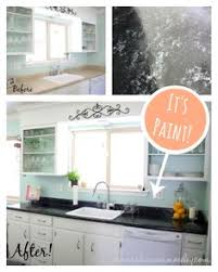 Nuvo Cabinet Paint Reviews by Amazing Budget Kitchen Redo Giani Granite Countertop Paint In
