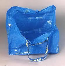 High End Ikea by Balenciaga U0027s New 2 145 Tote Looks Like Ikea U0027s 1 Shopping Bag