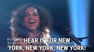 Alicia Keys Meme - empire state of mind part ii broken down piano i aol