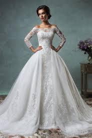dh wedding dresses 2015 sheer sleeves mermaid wedding dresses the