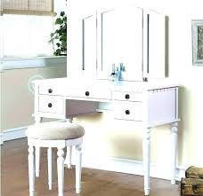 glass top vanity table glass vanity desk glass vanity desk white table with mirror great