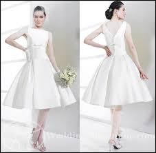 chagne wedding dresses tea length wedding dresses with pockets moonlight t490 healthy