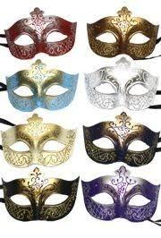 venetian masks bulk mardi gras masquerade masks for men and women