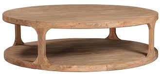 solid oak coffee table and end tables calmly round coffee table ottoman roll over image to leick solid