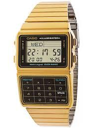 Jam Tangan Casio Gold casio dbc611g 1d casio gold black digital gold