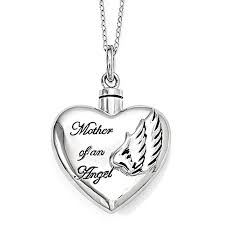 memorial jewelry for ashes cremation jewelry for ashes cremation necklace sterling silver