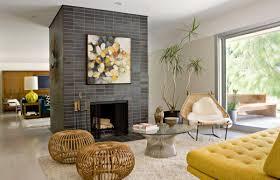 Mid Century Modern Ranch Mid Century Modern Interior Design Designshuffle Inspirations
