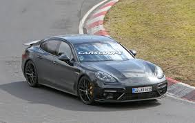 porsche panamera interior 2016 new porsche panamera interior has a much cleaner look update