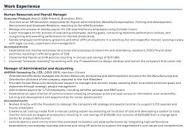 Example Of Work Experience In Resume by Breathtaking How To List Work Experience On A Resume 77 For Sample