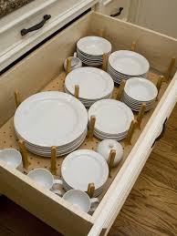 Kitchen Cabinet Plate Organizers Best 25 Traditional Kitchen Drawer Organizers Ideas On Pinterest