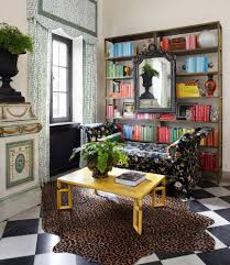 chinoiserie chic home office eclectic with window treatments