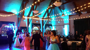 peoria wedding venues why lighting makes a difference at your reception dj4u peoria dj
