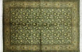 Olive Green Shag Rug Green Wool Rug Roselawnlutheran