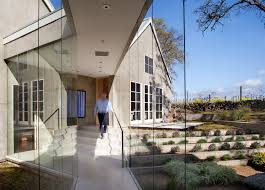 House Design Glass Modern by Uses For Glass In Interior Design