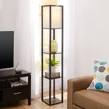 Shelf Floor Lamp Floor Lamps You U0027ll Love Wayfair
