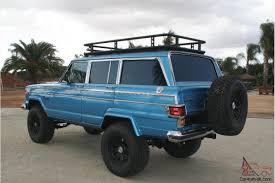 custom convertible jeep wagoneer custom 4x4