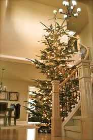 Christmas Decorations Banister 20 Beautiful Christmas Staircase Decorating Ideas
