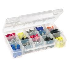 Plastic Storage Containers Dividers - portable u0026 small parts storage