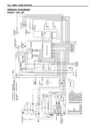 suzuki df90 wiring diagram suzuki wiring diagrams instruction