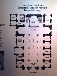 romanesque floor plan romanesque churches in the philippines guese