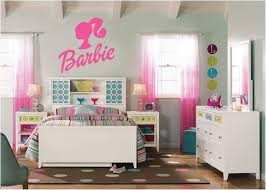 girls bedroom wall decals sweet romantic image barbie wall decal vinyl sticker room decor removable graphics