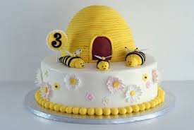 Bumble Bee Cakes – Decoration Ideas
